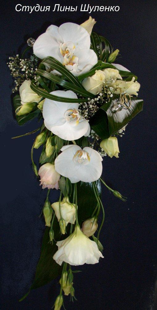 Букет невесты из роз букет невесты из
