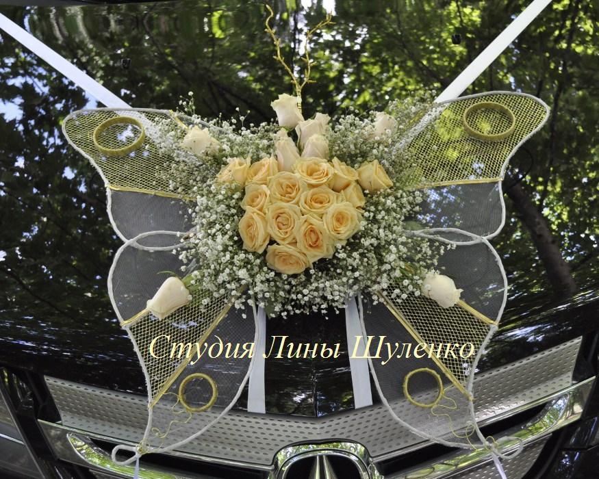 Свадебного кортежа свадебных машин