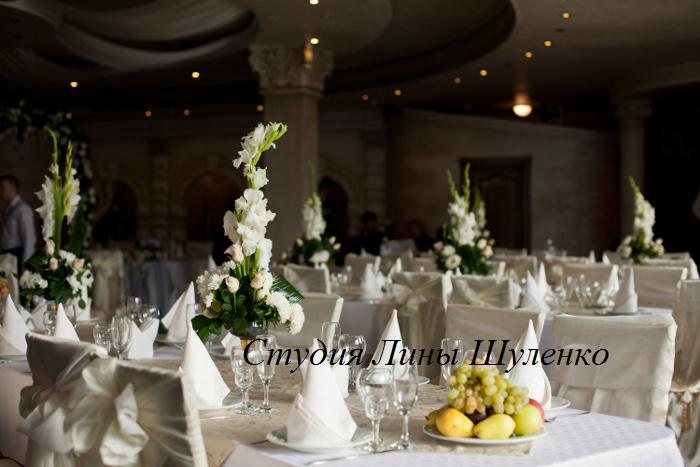 Стол молодоженов гостей цветочное