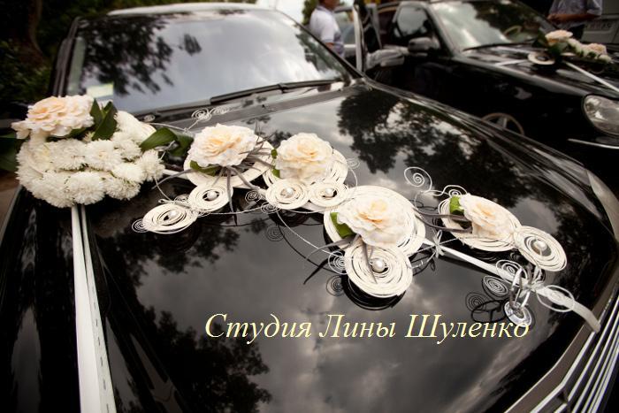 Украшение комнаты невесты  Piondecor